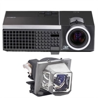 Dell M410HD Projector with Extra Lamp and 2-Year Advanced Exchange Warranty
