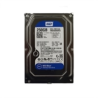 Dell Refurbished: 7200 RPM Serial ATA Hard Drive - 250 GB