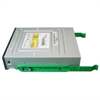 Refurbished: Assembly 48X IDE CDRW/DVD Drive for Select Dell OptiPlex / Dimension / Precision Workstation / PowerEdge Server