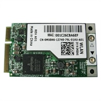 Dell Refurbished: Wireless 1505 802.11 Draft n WLAN Mini-Card