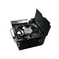 Dell Refurbished: Cooling Fan and Shroud Assembly for select Dell OptiPlex Desktop Computers