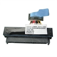 Refurbished: 22-pin Hard Drive Interposer and Cable Assembly for Dell Studio 1735 / 1737 Laptops