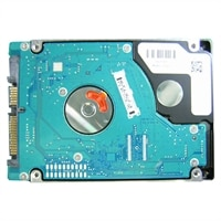 Refurbished: 250-GB 7200 RPM SATA Hard Drive for Select Dell Inspiron / Vostro / Latitude Laptop / OptiPlex Desktop