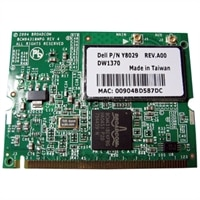 Dell Refurbished: Wireless 1370 802.11b/g Mini PCI Card for Dell Inspiron / Latitude / XPS Laptops / Precision Mobile Workstations