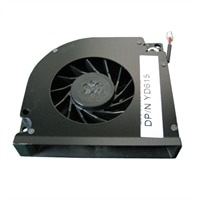Refurbished: System Fan for Dell Vostro 1000 / Latitude 131L / Inspiron 6400/ E1505/ 1501 Laptops