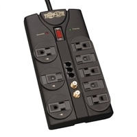 TrippLite 8-Outlet Protect It! Surge Suppressor with 8 ft Cord