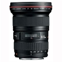 Canon EF 16-35mm f/2.8L II USM Zoom Lens