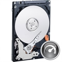160GB SATA 3Gb/s Hard Drive 16MB 7200RPM 2.5IN w/o Free Fall Scorpio Black