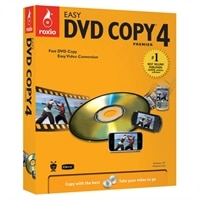 Downloads - Roxio Easy DVD Copy Premier - ( v. 4 ) - license - 1 user - download – Windows