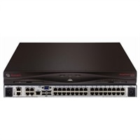 16-Port MergePoint Unity KVM over IP and Serial Console Switch for 2 Users