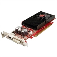 Radeon HD4650 PCIe 1GB HDMI SFF-Short + Tall brackets