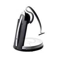 GN9350e Headset and Base, Noise Canceling, US DECT, Dual Mode: IP and Telephony, 1.9 Ghz, Microsoft OC/Lync Certified