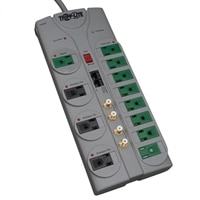 TrippLite 12-Outlet TLP1210SATG Eco Surge Suppressor