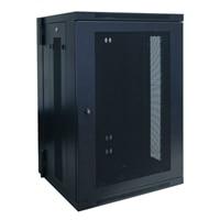 SmartRack 18U Wall Mount Rack Enclosure Cabinet : Power, Cooling ...