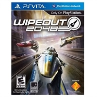 PlayStation Wipeout 2048 - PS Vita