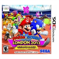Mario & Sonic at the London 2012 Olympic Games - Complete package - Nintendo 3DS