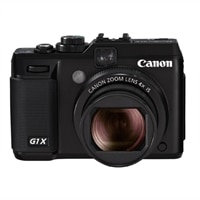 Canon PowerShot G1X 14.3 MP 4X Zoom Digital Compact Camera