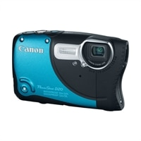 Canon PowerShot D20 12MP 5X Zoom Waterproof Digital Camera