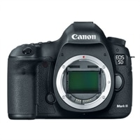 Canon EOS 5D Mark III 22.3 MP Digital SLR Camera (Body Only)