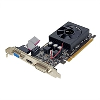 PNY NVIDIA GeForce GT 610 1 GB DDR3 PCI Express 2.0 Graphics Card