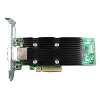 Adaptador de bus de host de canal de SAS fibra 12Gbps de Dell External Controller - altura completa