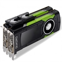 Conector de puente Nvidia SLI, para Quadro P5000, P6000 (KIT de cliente)