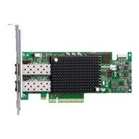 Controlador RAID iSCSI, dos puertos, PCI-E bajo perfil, caché de 10 GB