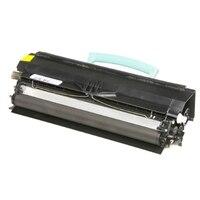 Tóner de alto rendimiento de 6000 páginas para la impresora láser Dell 1720dn/ 1720 : Usar y regresar