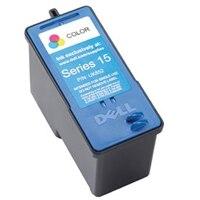 Cartucho color de capacidad estándar (serie 15) para la impresora todo en uno  Dell V105