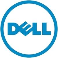 Cable de alimentación plano de 2 hilos y 2 clavijas de 6 pies para la selecta de sistemas de Dell