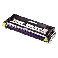 Cartucho de tóner amarillo de capacidad estándar de 3000páginas para la impresora láser color Dell3130cn