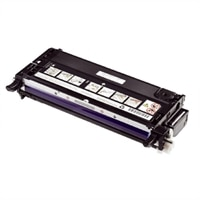 Dell Standard Capacity Toner - Negro - original - cartucho de tóner - para Color Laser Printer 3130cn