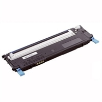Cartucho de tóner cian de 1000páginas para la impresora láser color Dell1230c