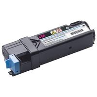 Cartucho de tóner magenta de 2,500 páginas para impresoras láser color Dell 2150cn / 2150cdn / 2155cn / 2155cdn