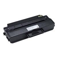 Cartucho de tóner negro de Dell de 1,500 páginas para las impresoras láser color B1260dn/ B1265dnf de Dell