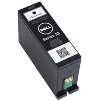 Cartucho de tinta negra de un solo uso de capacidad extra (serie 33) para la impresora todo en uno Dell V525w
