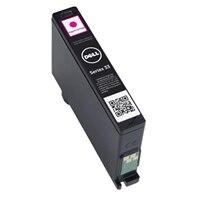 Cartucho de tinta magenta de un solo uso de capacidad extra (serie 33) para la impresora todo en uno Dell V525w/V725w