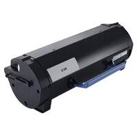 Cartucho De Tóner Negro Dell de 2500 Páginas Para Las Impresoras Láser Dell B2360d/ B2360dn/ B3460dn/ B3465dn/ B3465dnf - Usar y regresar