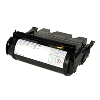 Dell - 1 - Alto rendimiento - original - cartucho de tóner para Workgroup Laser Printer 5210n - Use and Return