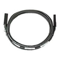 Cable de red Dell SFP+ Cables de conexión directa 10GbE - 5 m