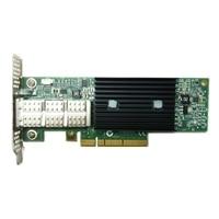 Mellanox ConnectX-3, 1 puertos, VPI FDR, QSFP+ adaptador, Customer Install