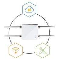 Aerohive - Antena - Wi-Fi - 18 dBi - direccional - exteriores