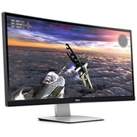Monitor curvo Dell UltraSharp 34 : U3415W