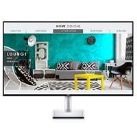 Monitor ultracompacto HDR Dell 27 : S2718D