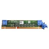 Dell R630 PCIe Tarjeta elevadora para up to 2, x16 PCIe Slots para x8, 2 PCIe Chassis con 2 Processors