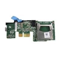Dell Internal Dual SD Module - Lector de tarjetas ( SD ) - para PowerEdge R430, R630, R730, R730xd, T430, T630