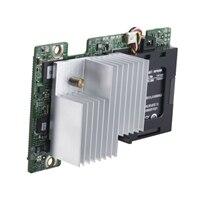 Dell PERC H710 integrado RAID Controlador con 512 MB de caché no volátil, de tipo mini (kit)