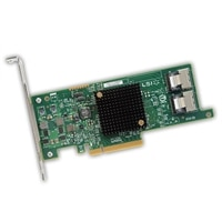 Dell LSI 9207-8i Adaptador de host pass through integrado Tarjeta