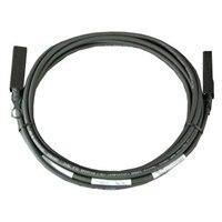 Dell de red, Cable, SFP+ to SFP+ 10GbE, Cable biaxial Twinax de conexión directa, para Cisco FEX B22, 3 metros,CusKit