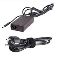 Dell 45 vatios Adaptador CA  2 m con cable de alimentación - Europa